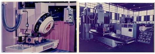 Máy phay CNC Kitamura những năm 1971