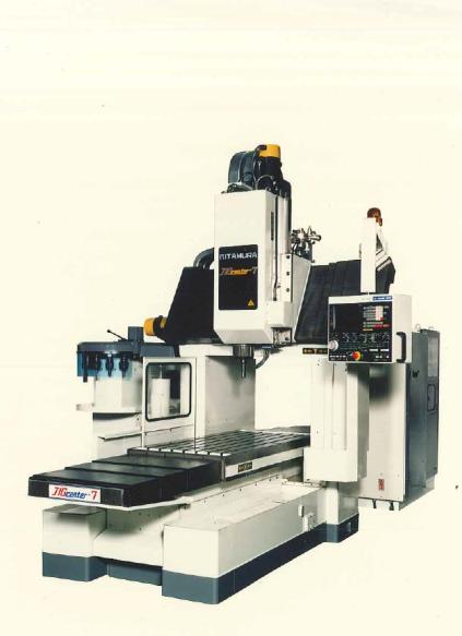 Máy phay CNC Kitamura Jigcenter -7