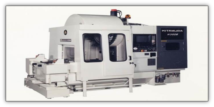 Máy phay CNC Kitamura H-300