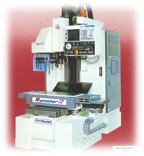 Máy phay CNC Kitamura Model Mycenter -2