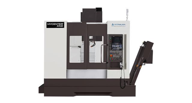 Máy phay CNC Kitamura Model 4XiD